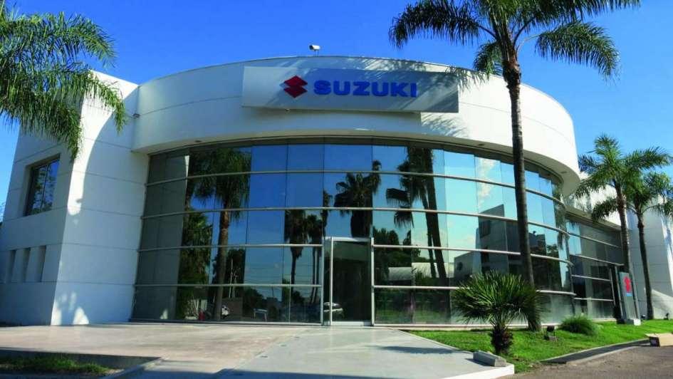 Suzuki volvió a Mendoza de la mano de Meschini