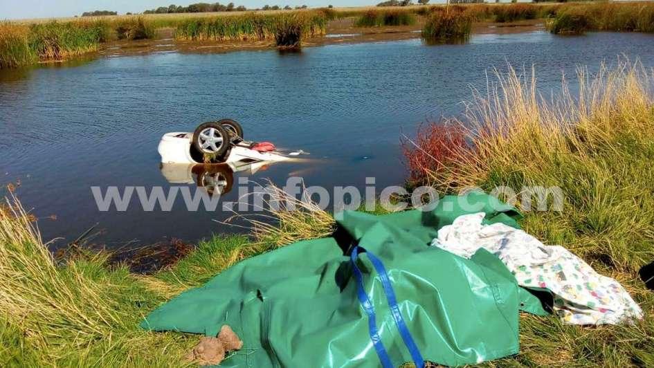 Una familia mendocina murió en un accidente vial en La Pampa