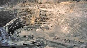 Impacto de la megaminería en los glaciares andinos