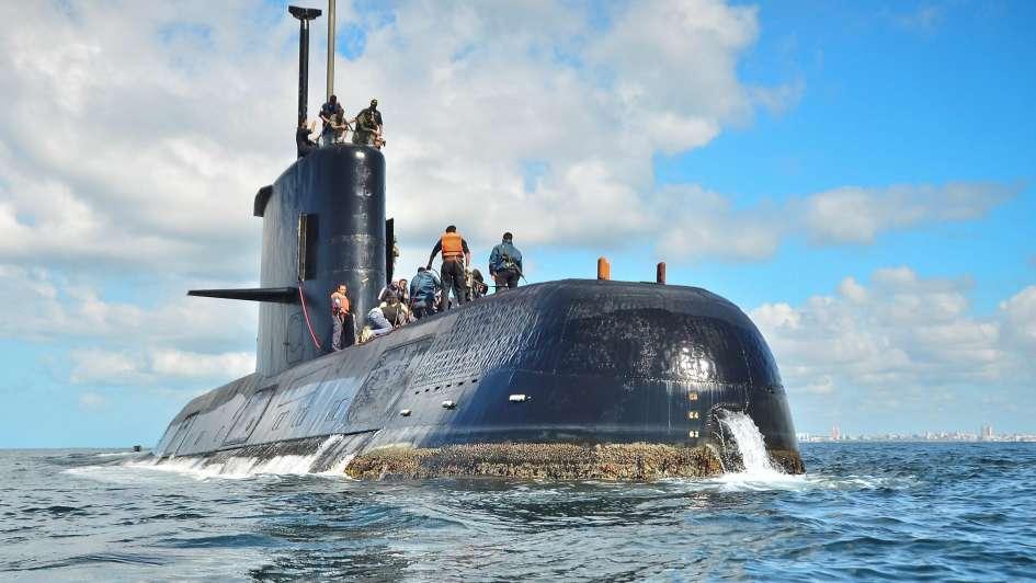 Experto estadounidense dijo que la tripulación del ARA San Juan murió por una implosión