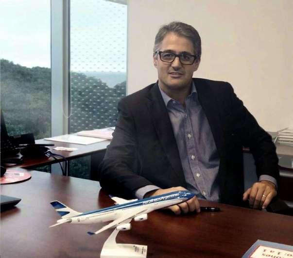 """Diego García: """"Este gobierno federalizó el transporte aéreo"""""""