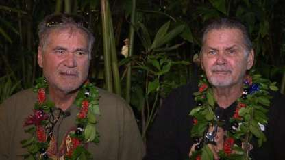 Alan Robinson y Walter Macfarlane