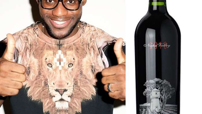 Vino, el secreto de LeBron James