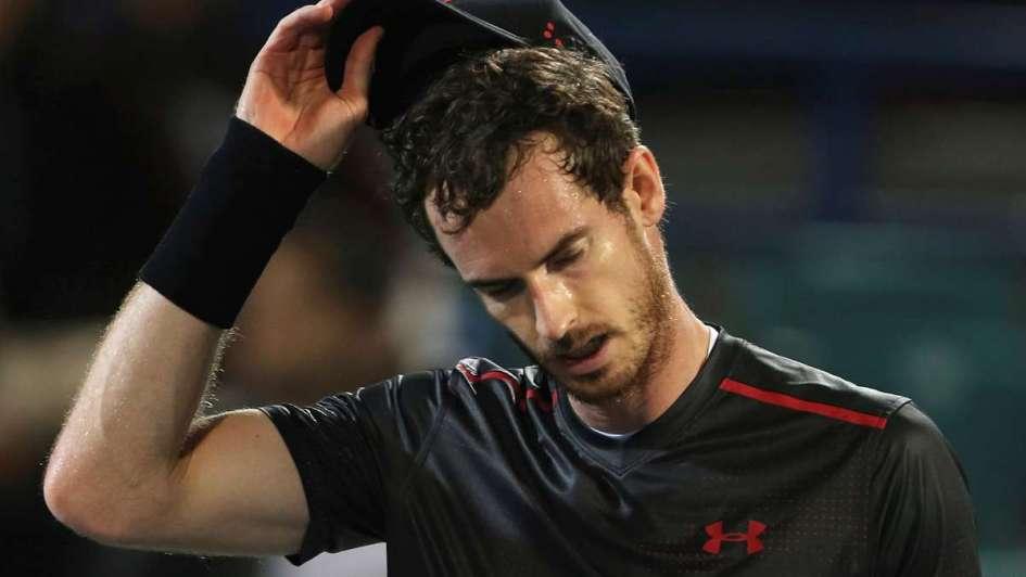 Continúa la pesadilla de lesiones para Andy Murray