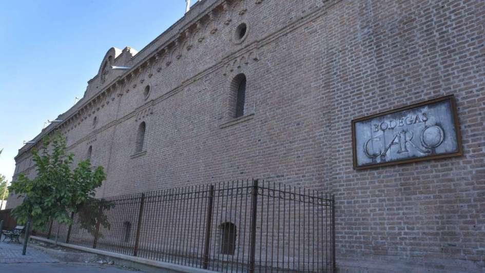 Una bodega de Godoy Cruz es testimonio de la arquitectura del siglo XIX de Mendoza