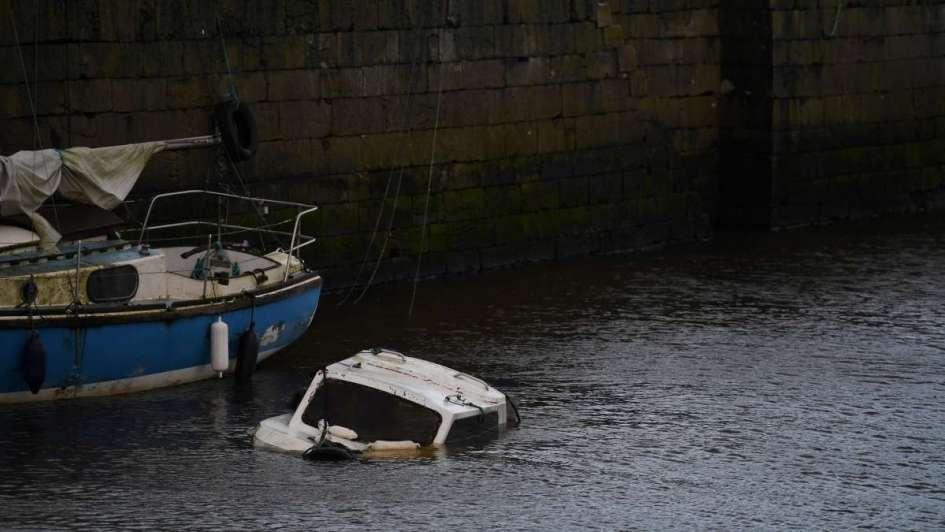 Eleanor ya causó un muerto y quince heridos en Francia