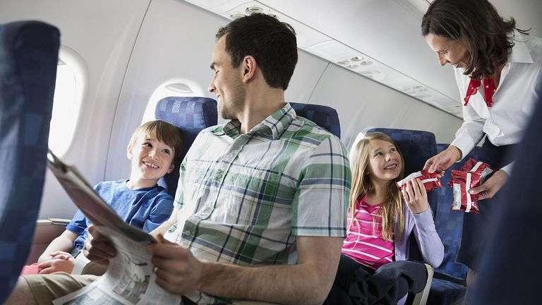 ¿Qué hacer con los chicos durante un viaje largo?