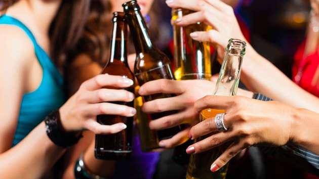 Los menores y el consumo de alcohol