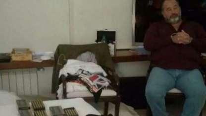 Balcedo está sospechado de maniobras de lavado de dinero en Soeme