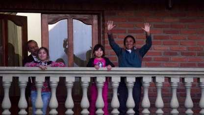 Milagro Sala fue beneficiada con prisión domiciliaria en diciembre por la Corte