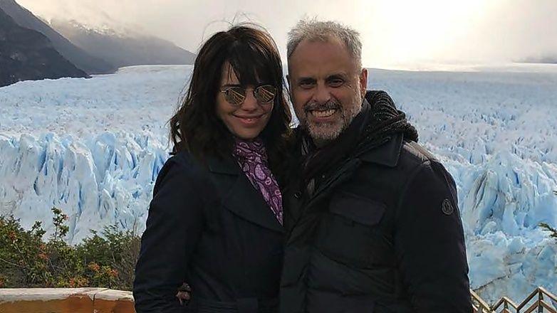 Jorge Rial: vacaciones en familia y nuevo tatuaje