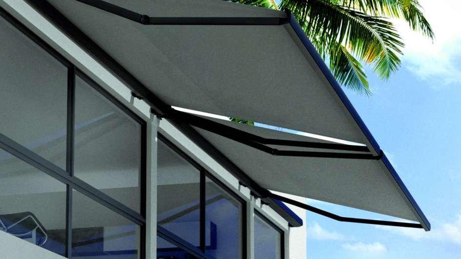 Toldos: protección para espacios exteriores con diseño y tecnología