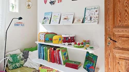Ocho ideas increíbles para decorar cuartos infantiles