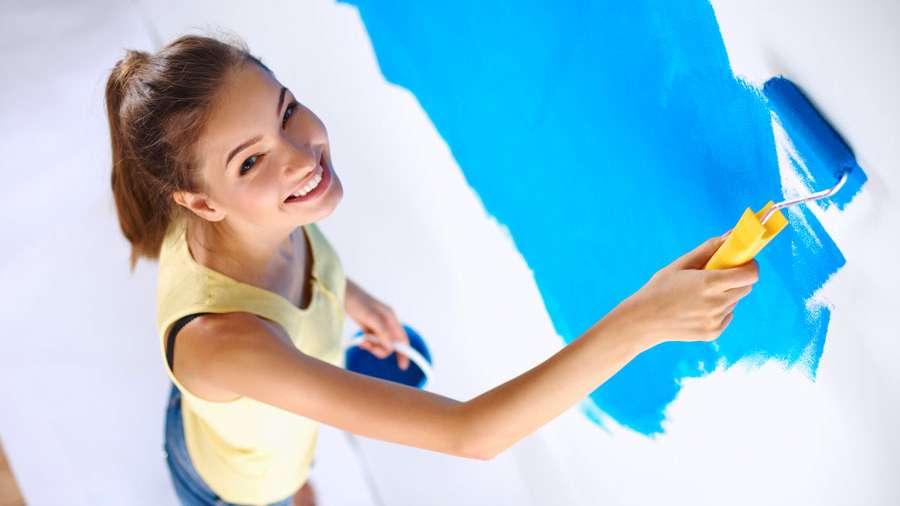 La importancia de aplicar un fijador antes de pintar - Rodillos para pintar paredes lisas ...