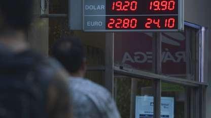 Las pizarras reflejaron los cambios de diciembre: la suba terminó en 7%.