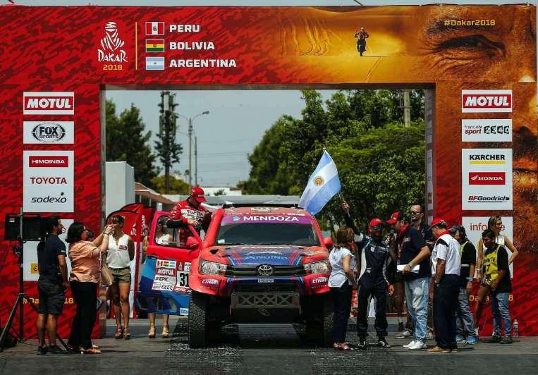 El Rally Dakar habla cada vez más español