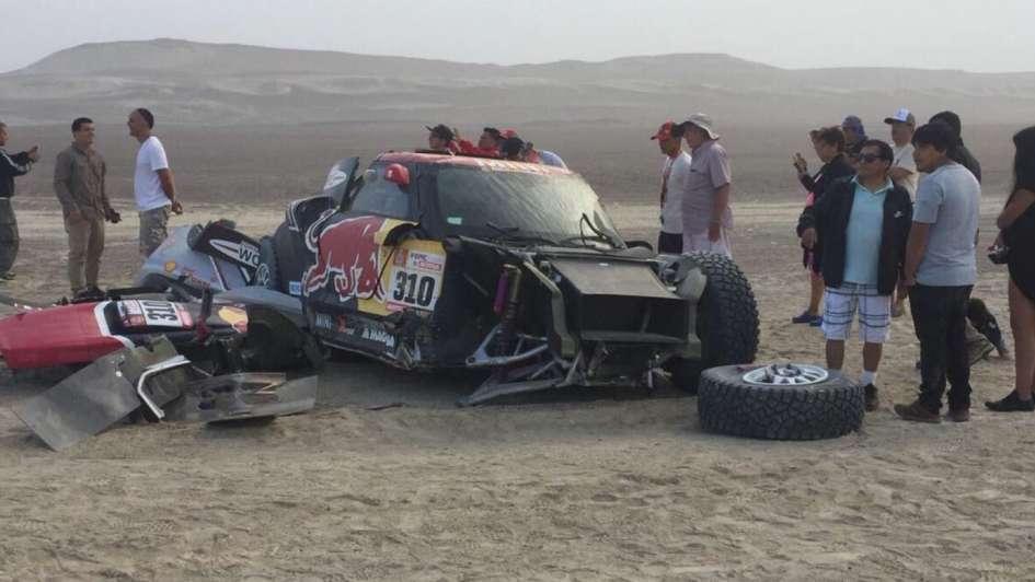 Loeb recorta distancias en cuarta etapa