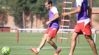 Riolfo llegará mañana a Mendoza para firmar su contrato y sumarse al plantel.