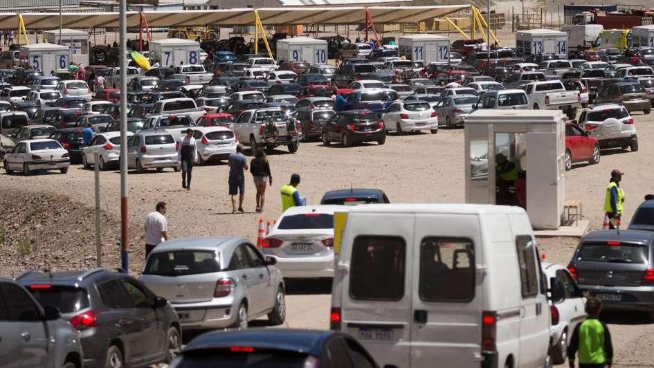 Hoy arranca el sistema de tandas para cruzar a Chile: todo lo que tenés que saber