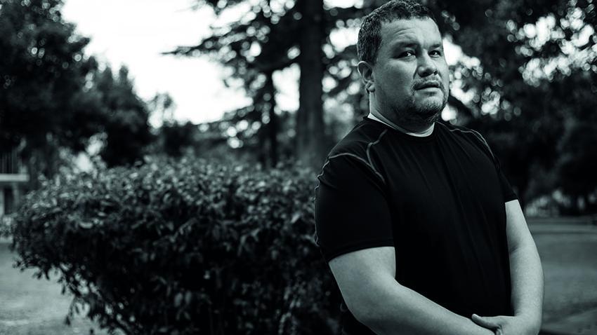 """Entrevista a Diego Salguero: """"Ojalá que haya muchos rescates de comida"""""""