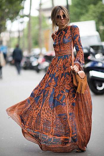 "Moda: ""La onda oversize para todo terreno"""