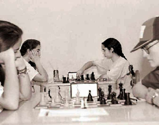 Un día como hoy de 1997: Teresa Pomar