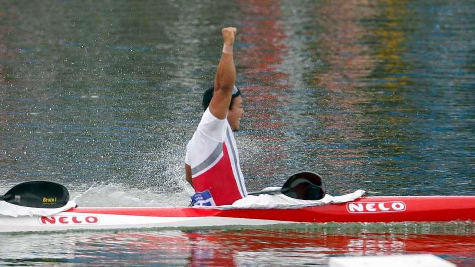 Suspenden a atleta japonés por sabotear a un rival
