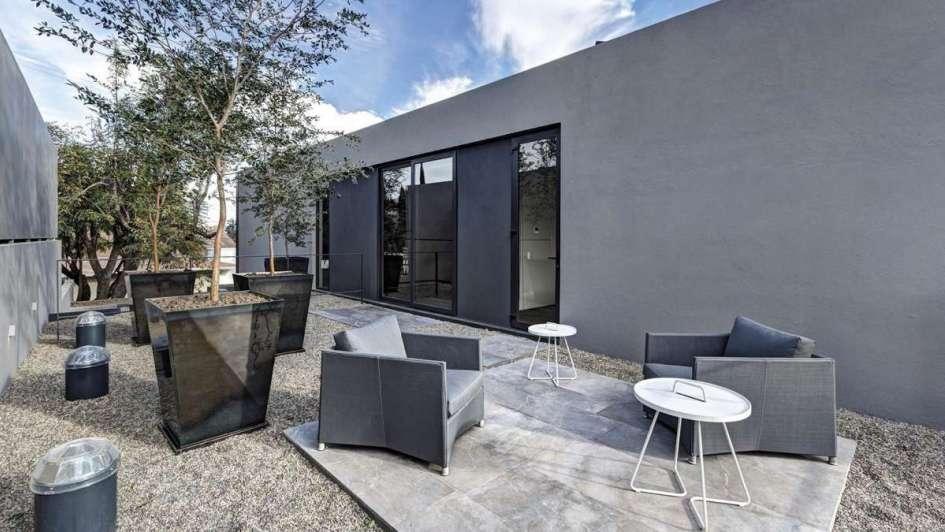 Dise o de exteriores jard n ese espacio para disfrutar - Diseno de jardines exteriores ...