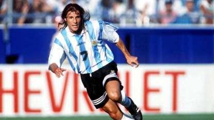 Cani pasó por River y por Boca, pero siempre será recordado por lo que hizo en el Selección.