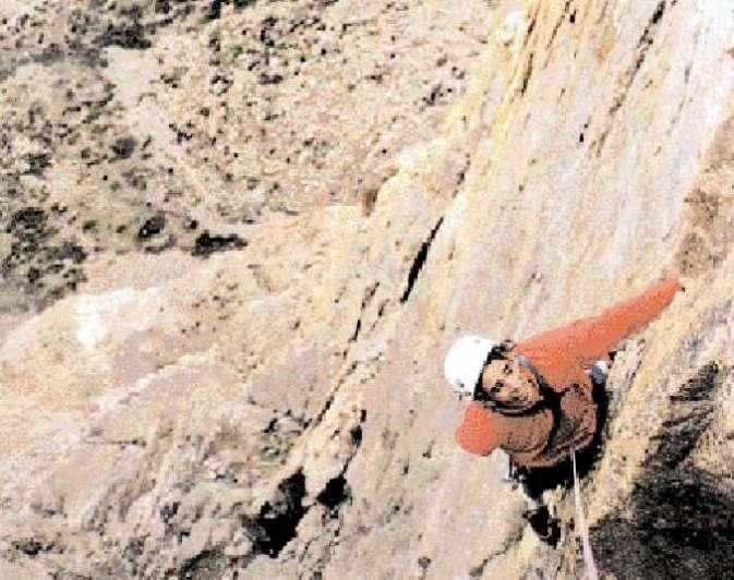 Un día como hoy de 1997: Juan Trotteyn, un trepador