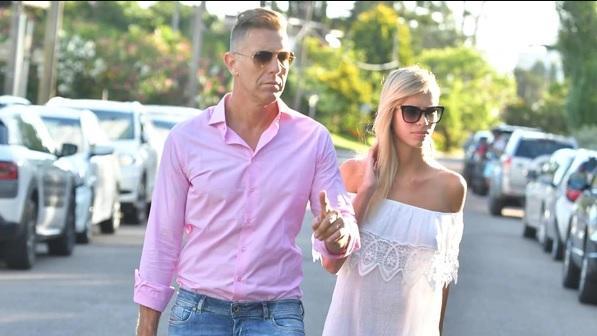 Alejandro Fantino tiene nueva novia