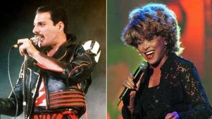 Queen y Tina Turner
