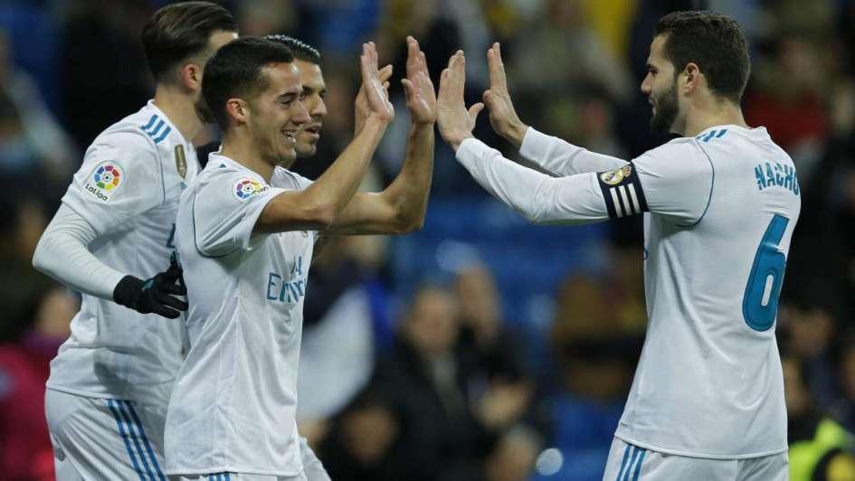 Real Madrid, en crisis, pasa a cuartos de final — Copa del Rey