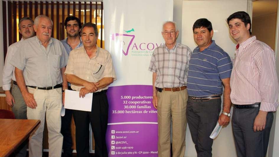 Acovi entregó más de 1 millón de pesos en microcréditos a productores en 2017