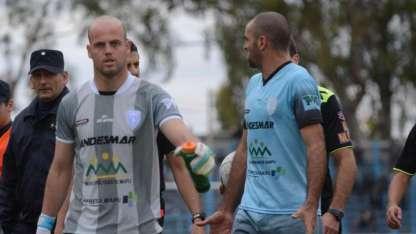 Martínez Gullotta tiene para tres meses de recuperación.