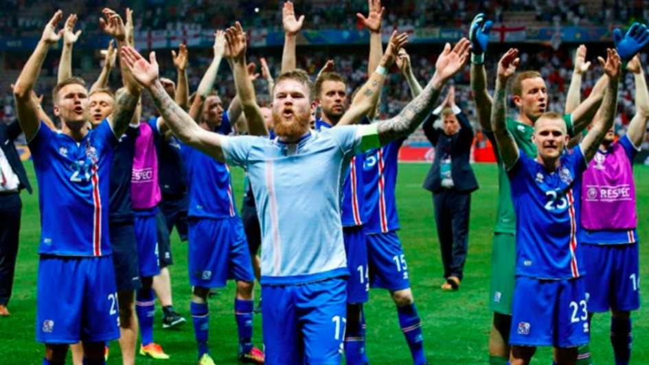 Islandia, sin problemas contra las