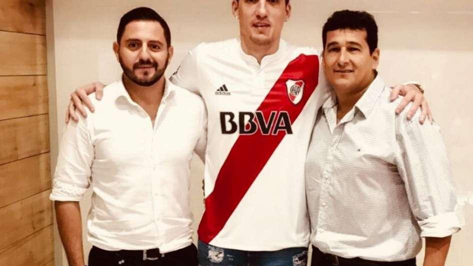 Se solucionó el conflicto y Armani firmó con River Plate