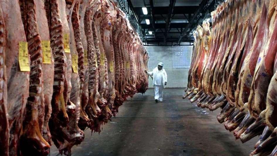 Crecen 30% las exportaciones de carne vacuna