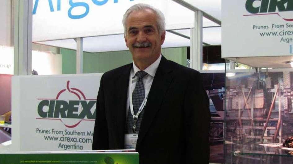 """Jorge Ruiz: """"Necesitamos tratados de libre comercio para ser competitivos en el mundo"""