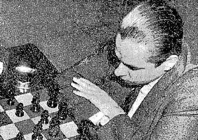 Efemérides 12 de enero de 1969. Hualpa es el campeón mendocino de ajedrez