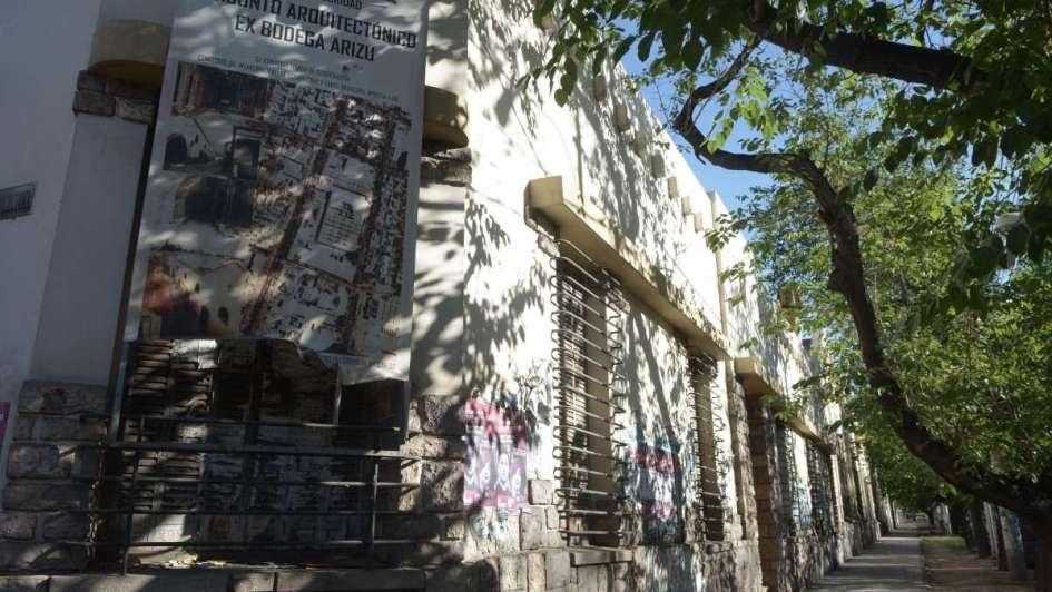 Estudio patrimonial sobre los edificios de la Bodega Arizu - Por Dra. Silvia A. Cirvini