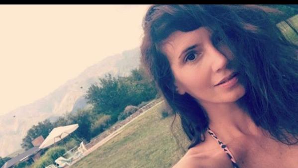Griselda Siciliani revolucionó las redes con una bikini ochentosa