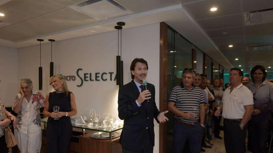 Banco Macro inauguró un centro de atención exclusivo para su segmento Macro Selecta