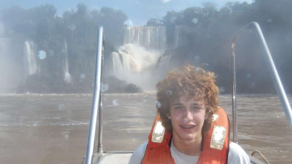 Murió practicando enduro el hijo de 21 años del empresario Buttini en San Rafael