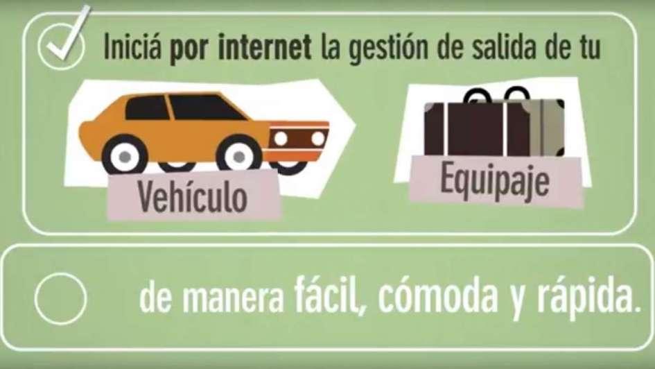 Paso a paso: cómo iniciar los trámites vía web para ahorrar tiempo en la aduana chilena