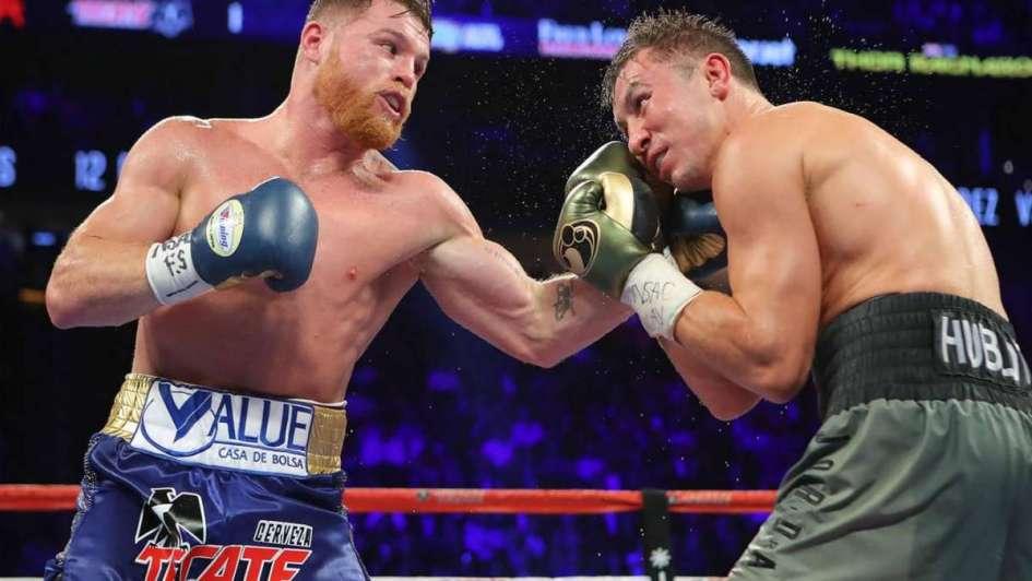 El mundo del boxeo se entusiasma por la revancha entre Canelo y Golovkin