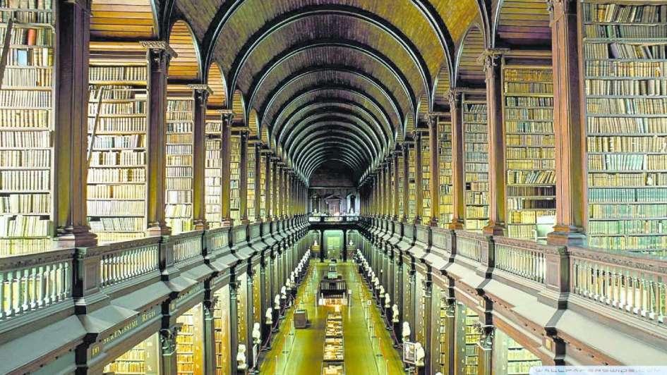 La utopía de las bibliotecas ideales
