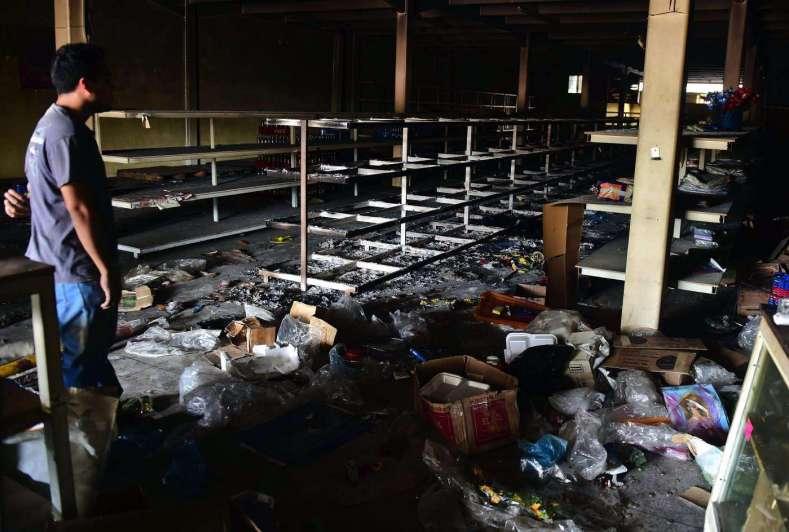 Disturbios y saqueos en Venezuela, con 4 muertos