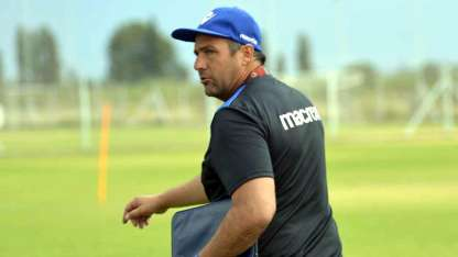 Diego Dabove destacó el potencial de su plantel y la ganas que tienen sus jugadores.