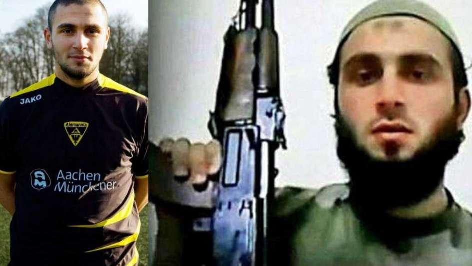 De futbolista alemán a soldado de ISIS — Burak Karan